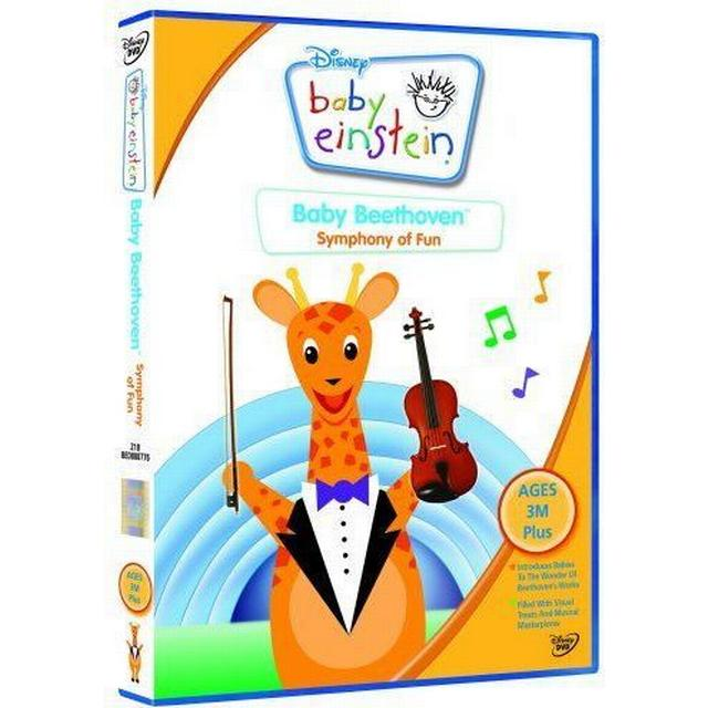 Baby Beethoven - Symphony of Fun [DVD]